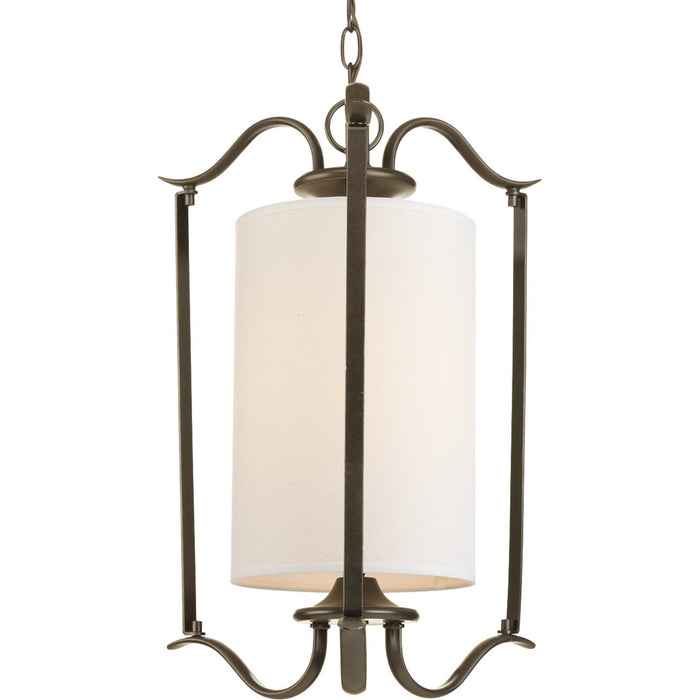 Inspire Collection One-Light Large Foyer Pendant
