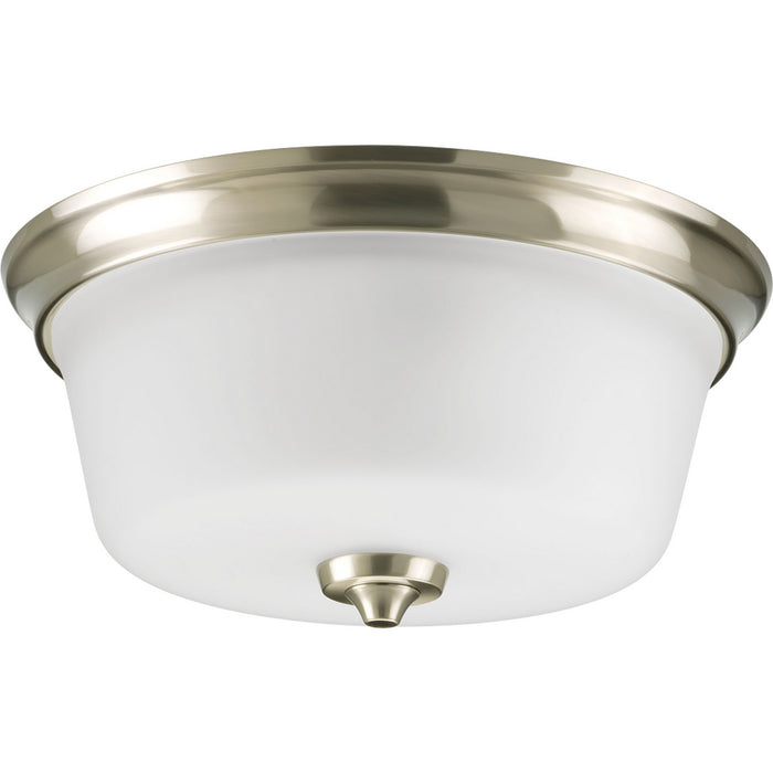 "Lahara Collection Two-Light 13"" Close-to-Ceiling"