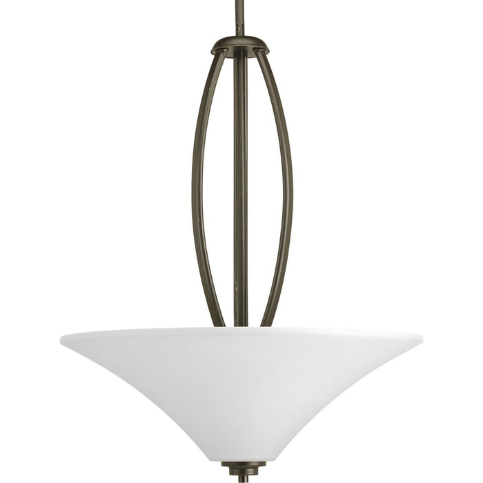 Joy Collection Three-Light Inverted Pendant