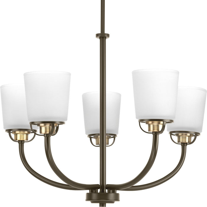 West Village Collection Five-Light Chandelier