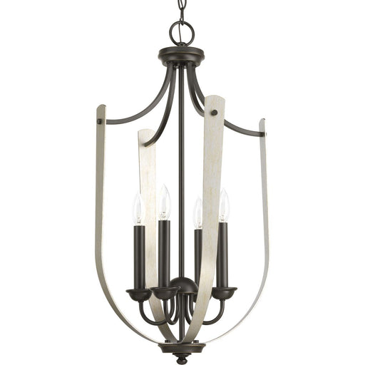 Noma Collection Four-Light Foyer Pendant