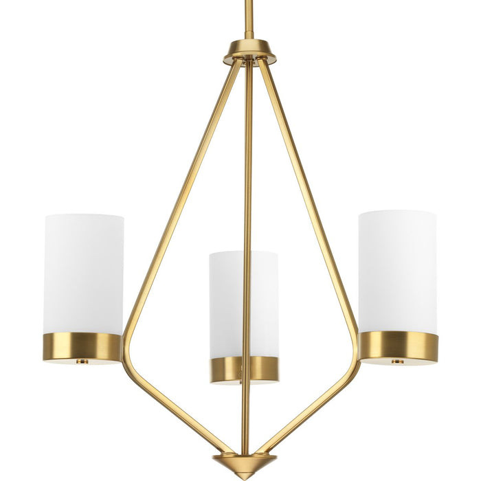 Elevate Collection Three-Light Chandelier
