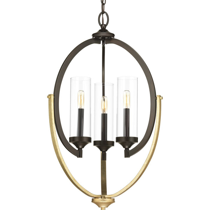 Evoke Collection Three-Light Chandelier