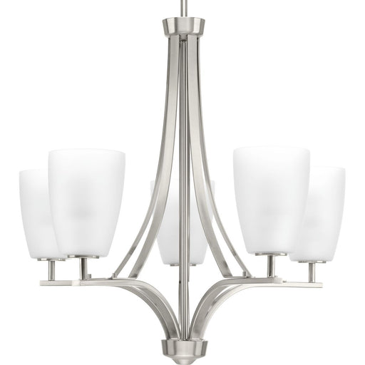 Leap Collection Five-Light Chandelier