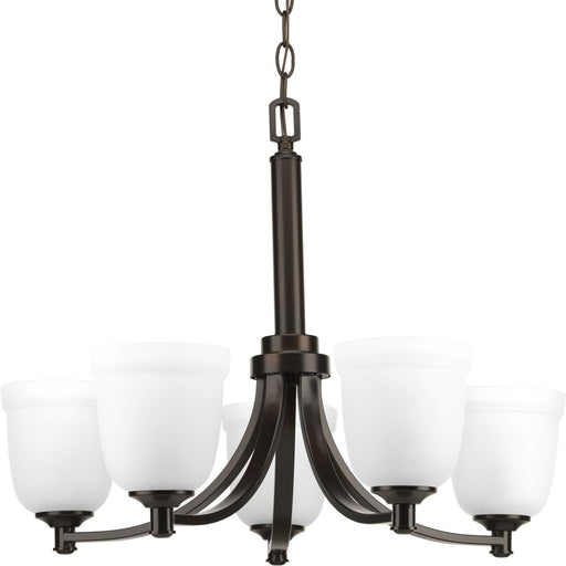 Topsail Collection Five-Light Chandelier