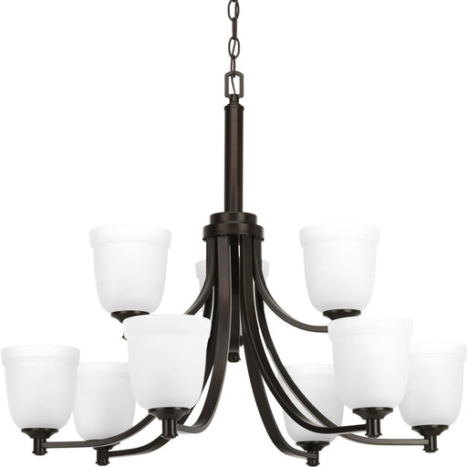 Topsail Collection Nine-Light Chandelier