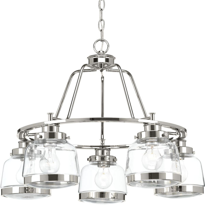 Judson Collection Five-Light Chandelier