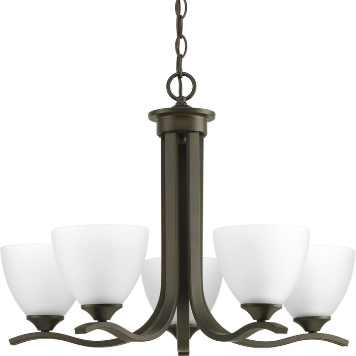 Laird Collection Five-Light Chandelier