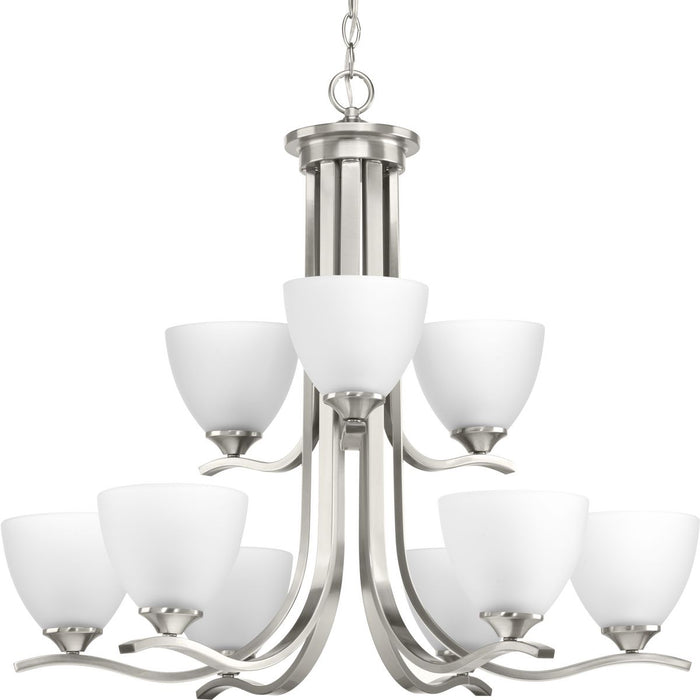 Laird Collection Nine-Light Chandelier