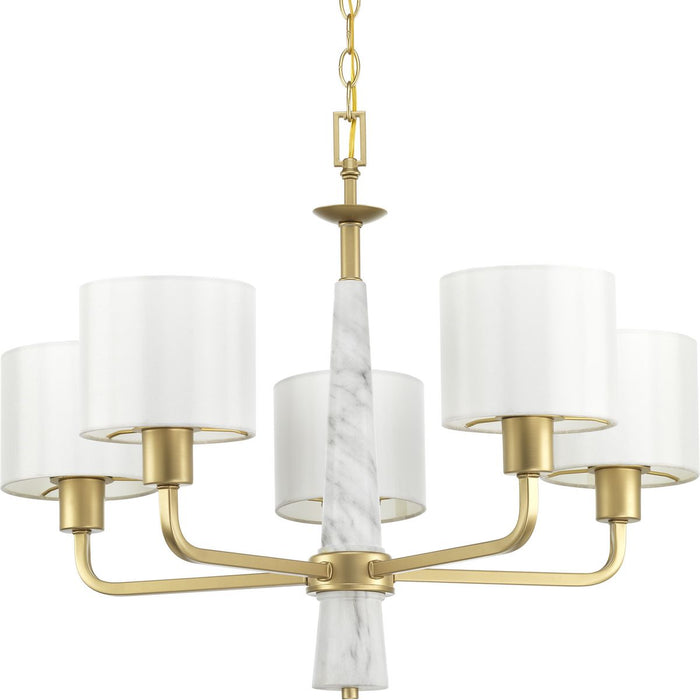 Palacio Collection Five-Light Chandelier