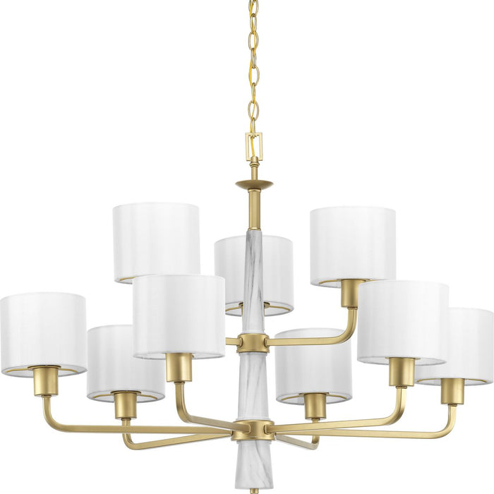 Palacio Collection Nine-Light Chandelier