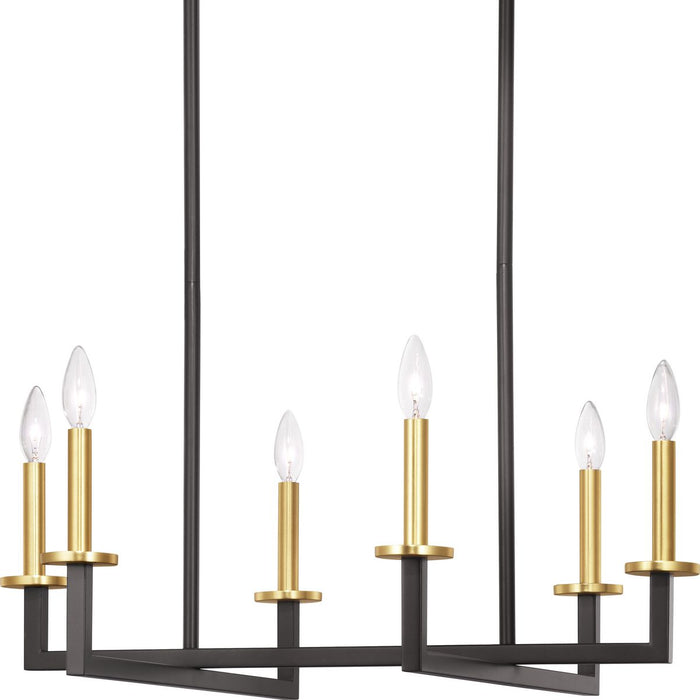 Blakely Collection Six-Light Chandelier