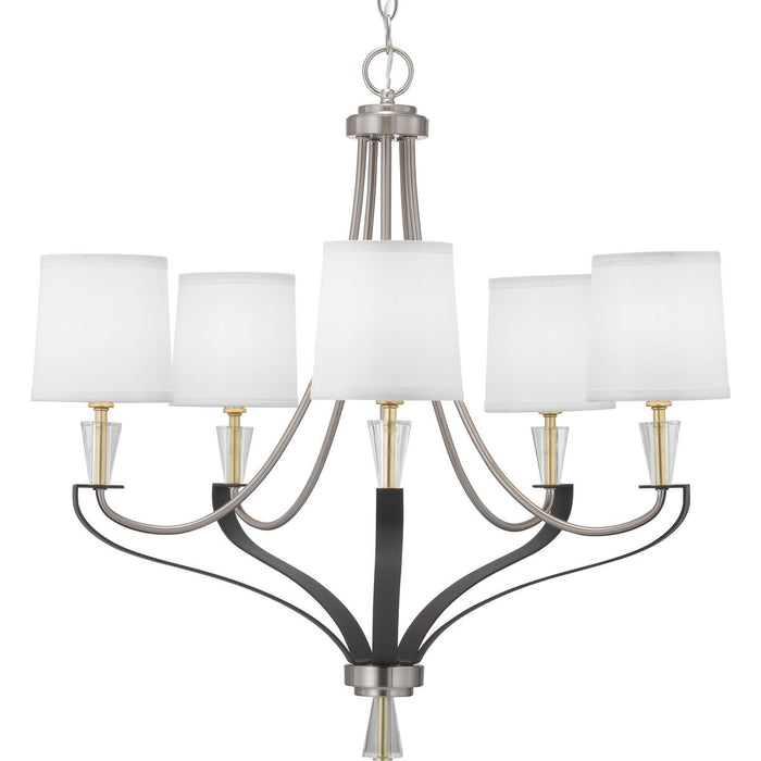 Nealy Collection Five-Light Chandelier