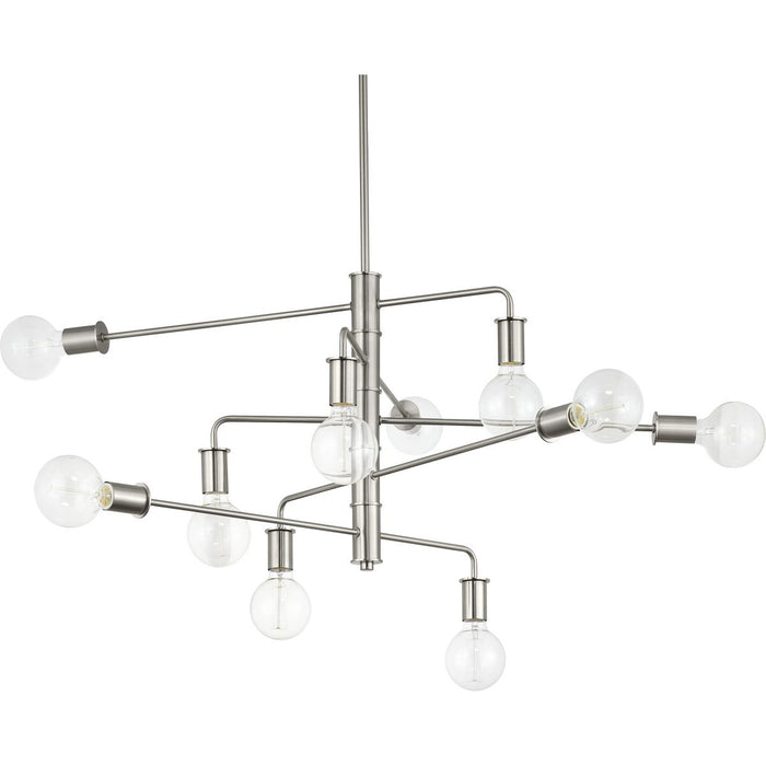 Calder Collection Ten-Light Chandelier