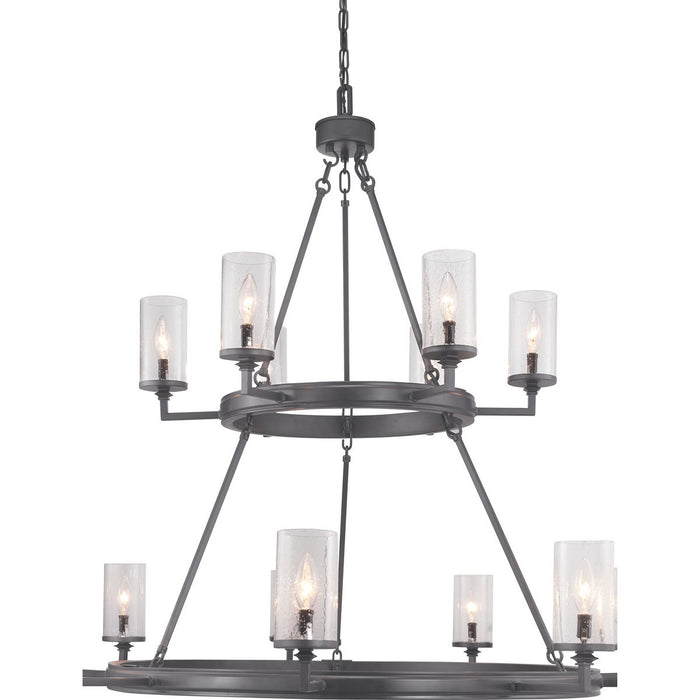 Gresham Collection Fifteen-Light Chandelier