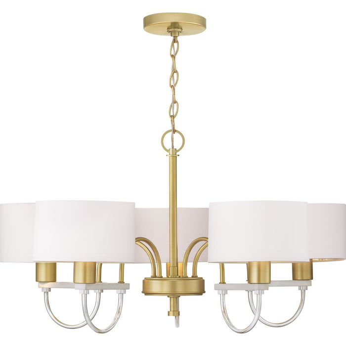 Rigsby Collection Five-Light Chandelier