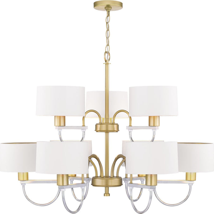 Rigsby Collection Nine-Light Chandelier