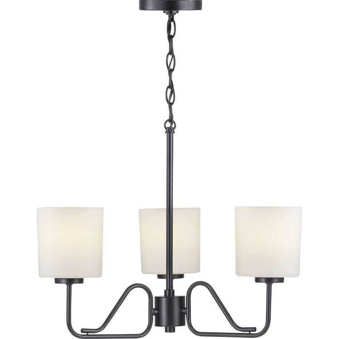Tobin Collection Three-Light Chandelier
