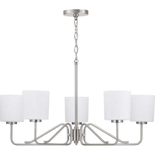 Tobin Collection Five-Light Chandelier