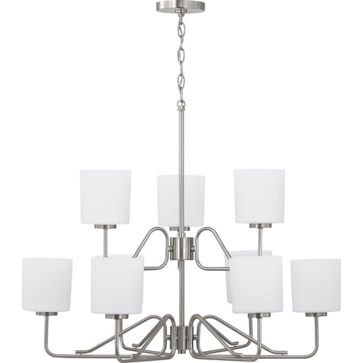 Tobin Collection Nine-Light Chandelier