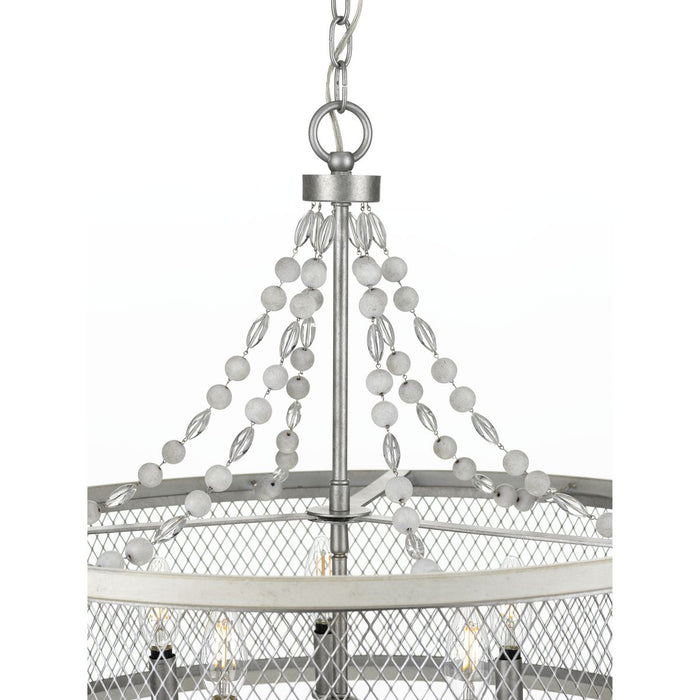 Austelle Five-Light Chandelier