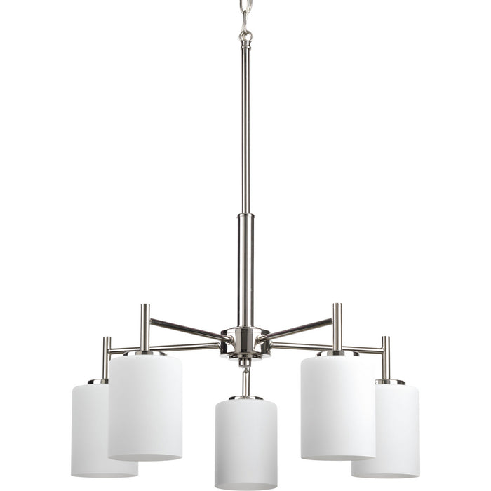 Replay Collection Five-light chandelier