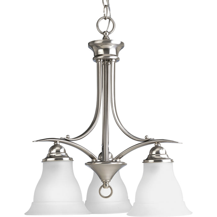 Trinity Collection Three-Light Chandelier