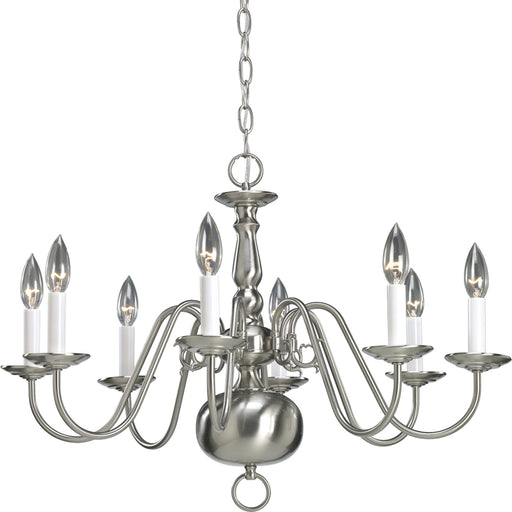Americana Collection Eight-Light Chandelier