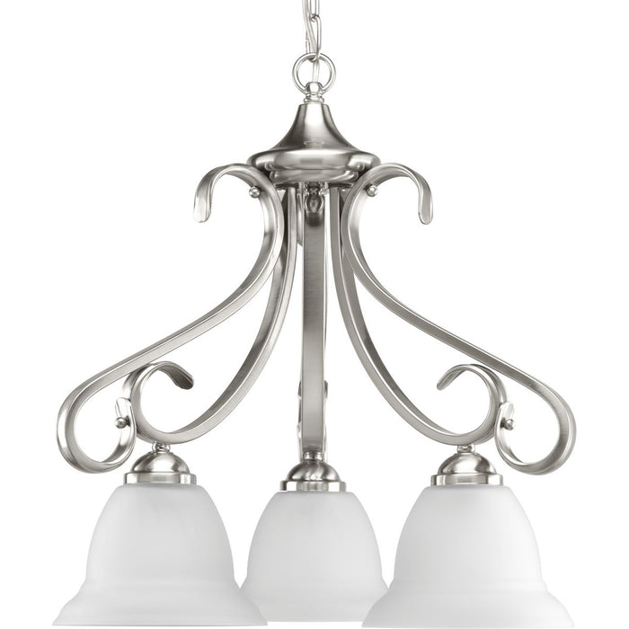 Torino Collection Three-Light Chandelier