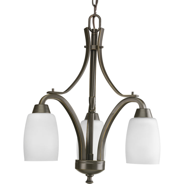 Wisten Collection Three-Light Chandelier