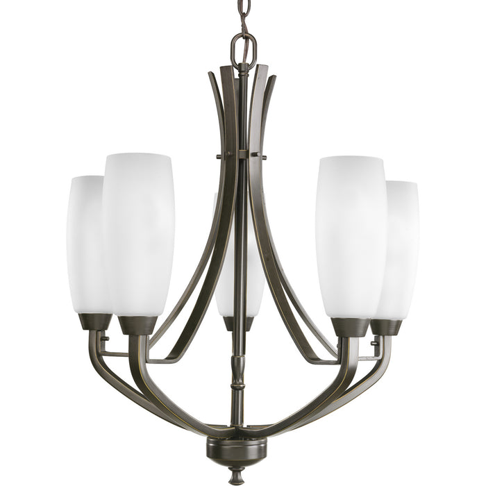 Wisten Collection Five-Light Chandelier