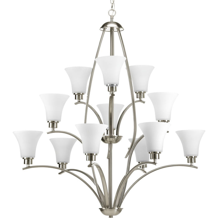 Joy Collection Twelve-Light, Three-Tier Chandelier