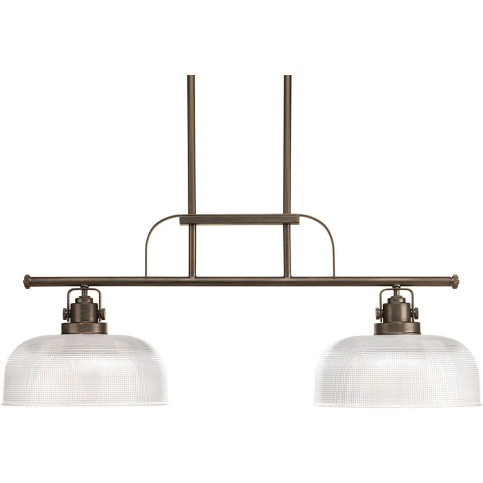 Archie Collection Two-Light Chandelier