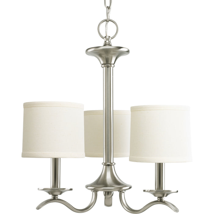 Inspire Collection Three-Light Chandelier