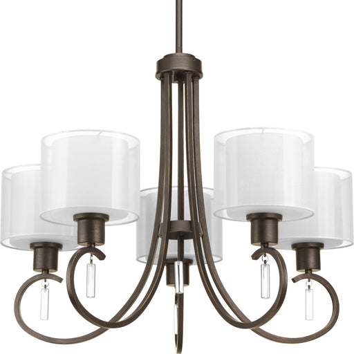 Invite Collection Five-Light Chandelier