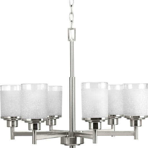 Alexa Collection Six-Light Chandelier