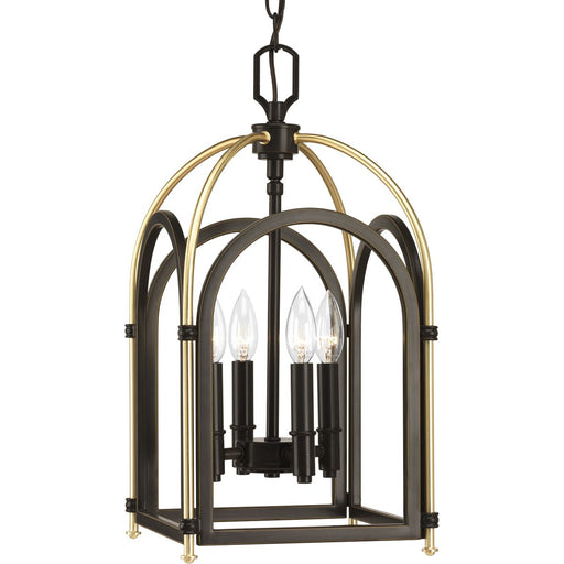 Westfall Collection Four-light Small Foyer Pendant