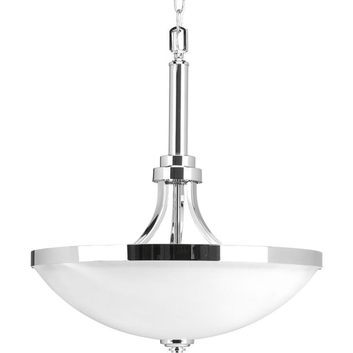 Topsail Collection Three-Light Inverted Pendant