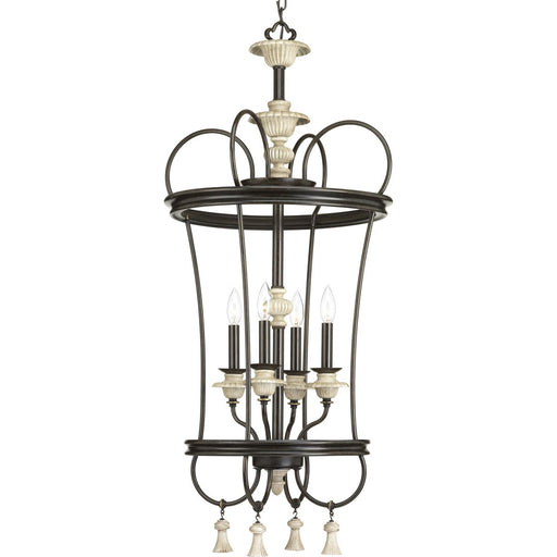 Bergamo Collection Four-Light Pendant