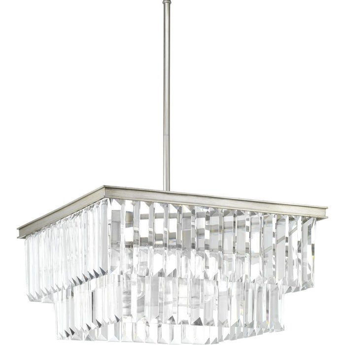 Glimmer Collection Four-Light Pendant