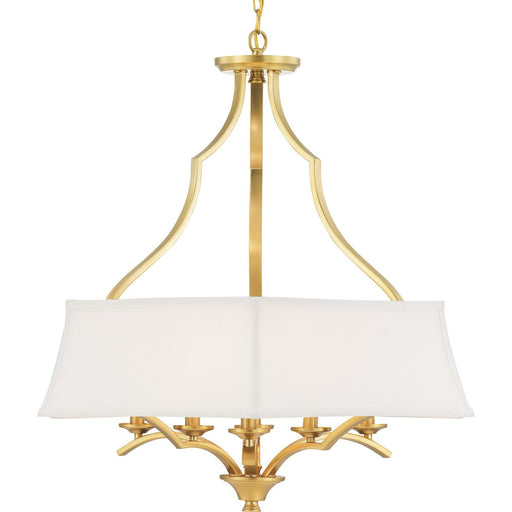 Carriage Hill Collection Six-Light Pendant