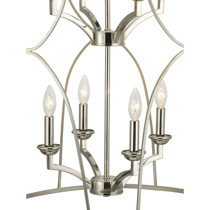 Landree Collection Eight-Light Foyer