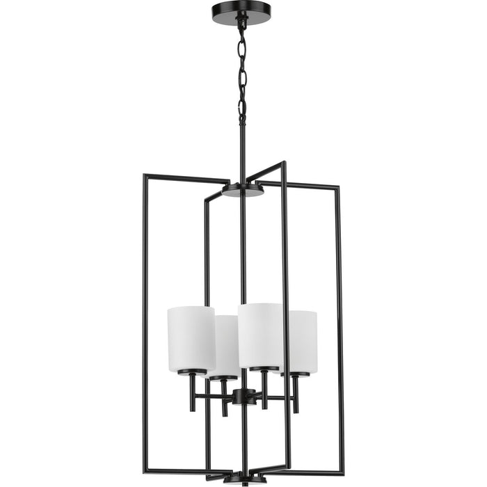 Replay Collection Four-Light Foyer Pendant