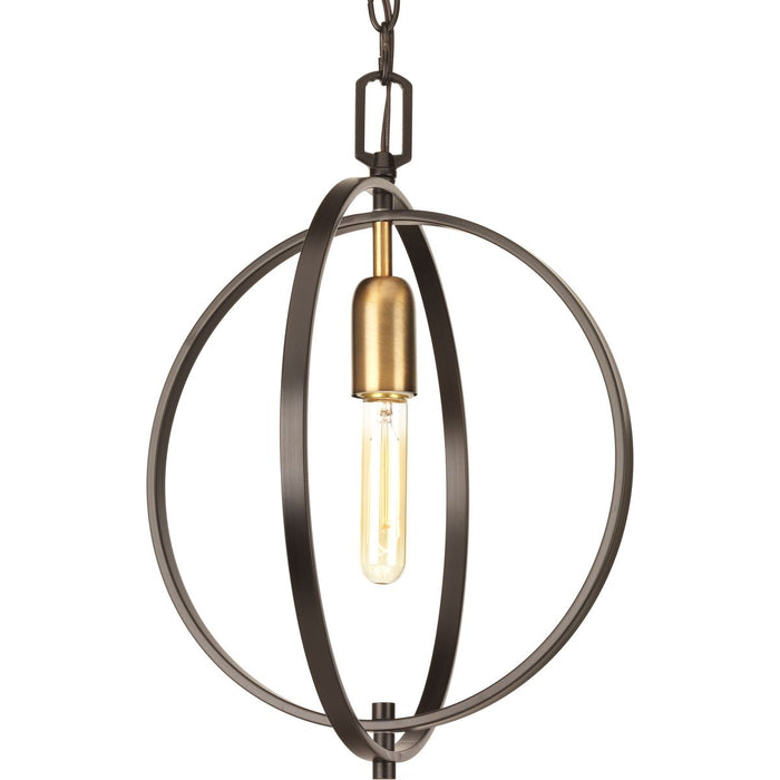 Swing Collection One-Light Small Pendant