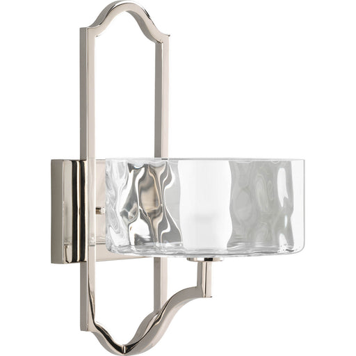 Caress Collection One-Light Wall Sconce