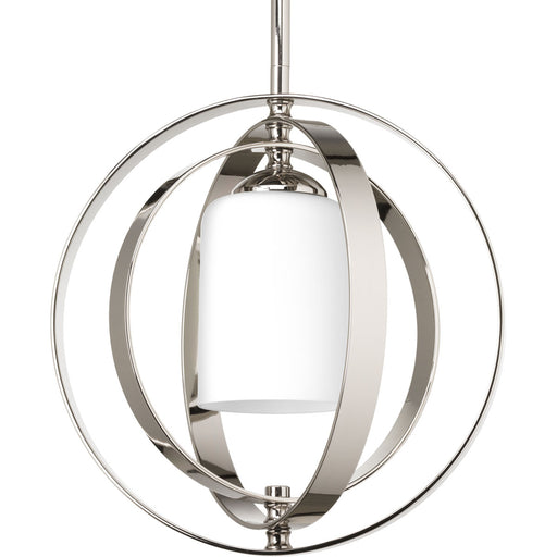 Equinox Collection One-Light Small Foyer Lantern