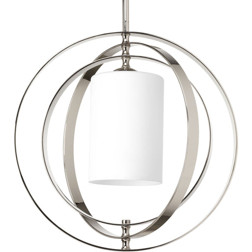 Equinox Collection One-Light Medium Foyer Lantern