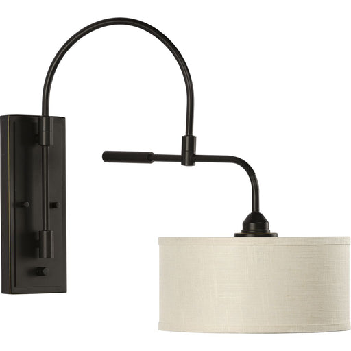 Kempsey Collection One-Light Swing Arm Wall Bracket