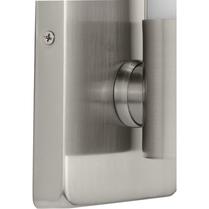 Blanco LED Collection Brushed Nickel One-Light LED Wall Bracket