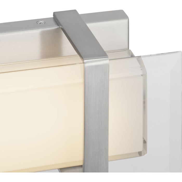 "Miter LED Collection 12-1/4"" LED Wall Sconce"